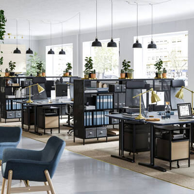 Ikea Baut Sortiment Fur Den Arbeitsplatz Aus
