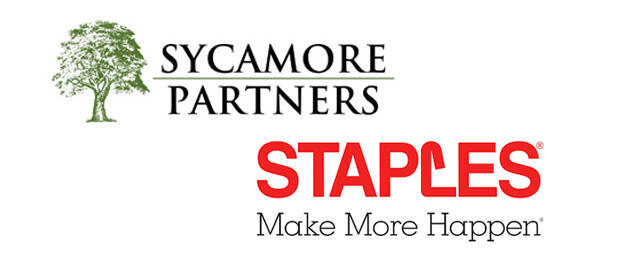 Image result for Staples  Sycamore Partners