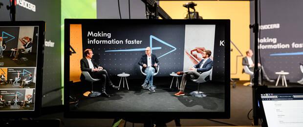 Kyocera startet Livestream-Format für Fachhandelspartner und Endkunden