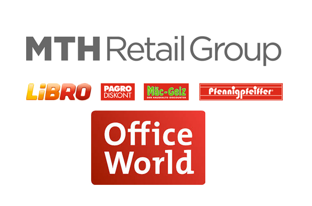 MTH Retail übernimmt Office World Group
