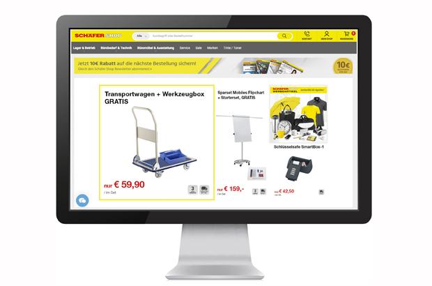 """Schäfer Shop als """"Bester Online Shop"""" ausgezeichnet"""